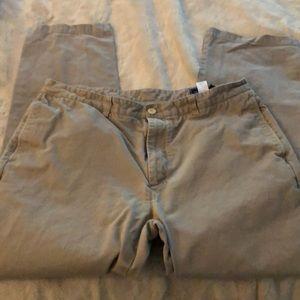 Men's Vineyard Vines club pants 38x32